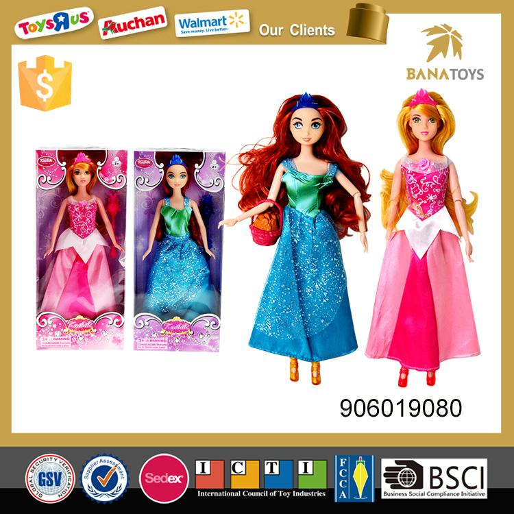 Cheap imitation 11 inches wholesale plastic <strong>doll</strong>