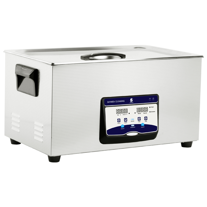 Skymen 10L ultrasonic cleaner for small parts with heater and timer