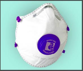 Universal Cup Style Respirators