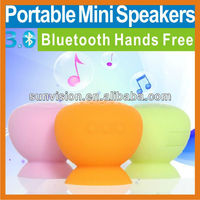 2014 Mini Mushroom Bluetooth Speaker (SVS-BT-10M)