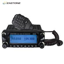 ZT-D9000 design exclusivo de venda quente walkie talkie vhf ZASTONE rádio criptografia