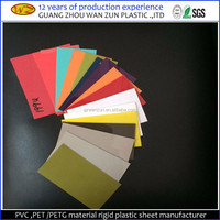 3 mm Pvc flexible plastic sheet for Thermoformed parts