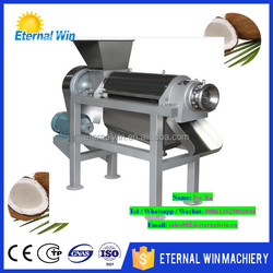 EW-0.5T 500kg/h Fruit and Vegetable Industrial Cold Press Juicer