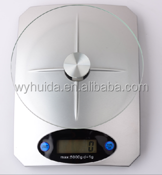 Digital Pro Pocket Scale with Back-Lit LCD Display, Silver