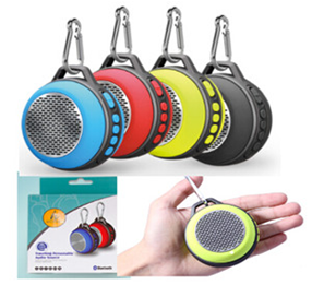 Hairong Portable Wireless Bluetooth Mini Speaker for Special Offer