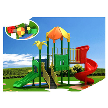 Guangzhou cheap wholesale kids playground equipment metal slides for kids