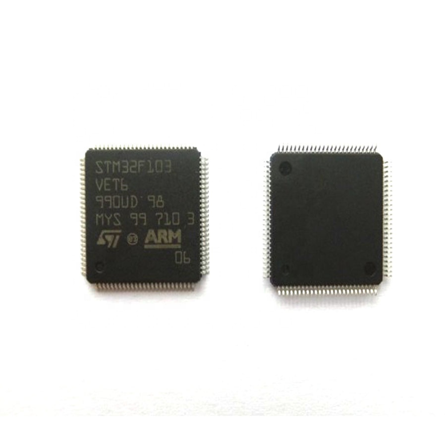 New original imported microcontroller chip STM32F103VET6