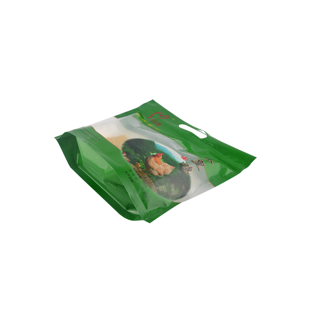 Customized laminated chicken frozen meat vacuum bags for food packing
