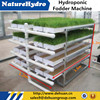 Hydroponics Vertical System Sheep Cattle Fodder Machine for Sale