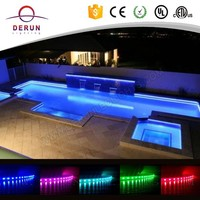 Best Selling high quality ip68 swimming pool led strip lighting