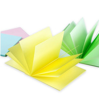 Custom Self Adhesive Colorful Sticky Notes