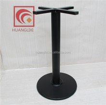 No pattern of cast iron chassis, chassis iron furniture table, table table