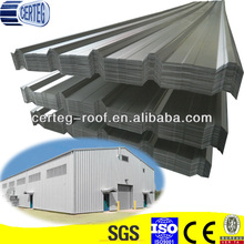 YX12-110-880 Wearhouse used Steel Panel Suitable for Parking Good Steel Building Material