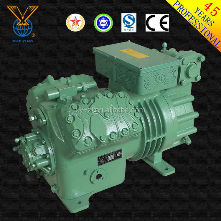 counter freezer semi-hermetic reciprocating refrigerant compressor with CE