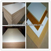 E1 Grade Melamine MDF Board For Furniture