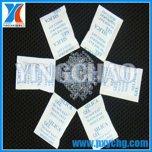 High Quality Silica Gel Desiccant Bag for Shoes