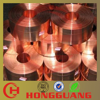 Best quality manufacturer CuNi2Si QSil-3 copper tape