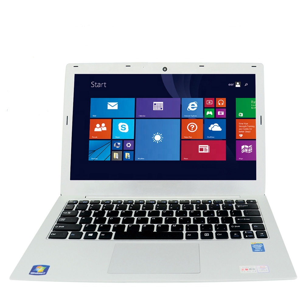 13.3inch Metal Aluminium housing Intel Core i3 i5 i7 Notebook Netbook Ultrabook <strong>Laptop</strong> Win10 OS for office school university