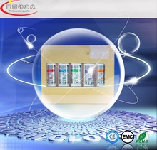 5 stages commercial no eletricity alkaline mineral water ionizer UF energy machine water purification system
