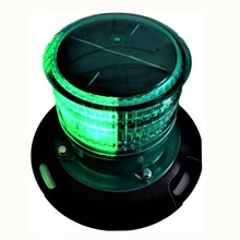 3NM COLREGS Boat Lighting Equipment Solar LED Marine Navigation Lantern