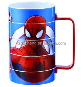 Kids Plastic Puzzle Mug with Handle