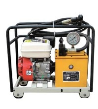 petrol engine pump/super high hydraulic pump station YBQA-80-02/hydraulic pump