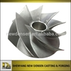 11.11 Global Sourcing Festival OEM steel impeller made by Investment Casting