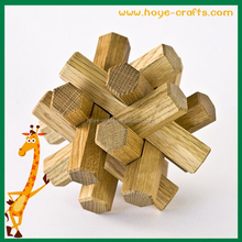 string puzzles wooden Interlocked puzzle