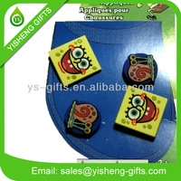 Rubber Kids Garden Shoes Accessories Charms