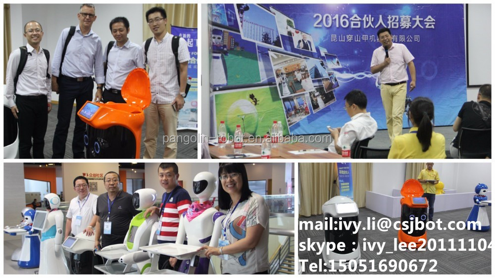 voice controlled robot service for home and children accompany