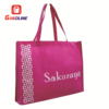 Best price decorative lovely promotion reusable non woven bag