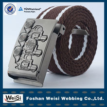 USA Guns Buckle Elastic Polyester Clothing Belts Suppliers