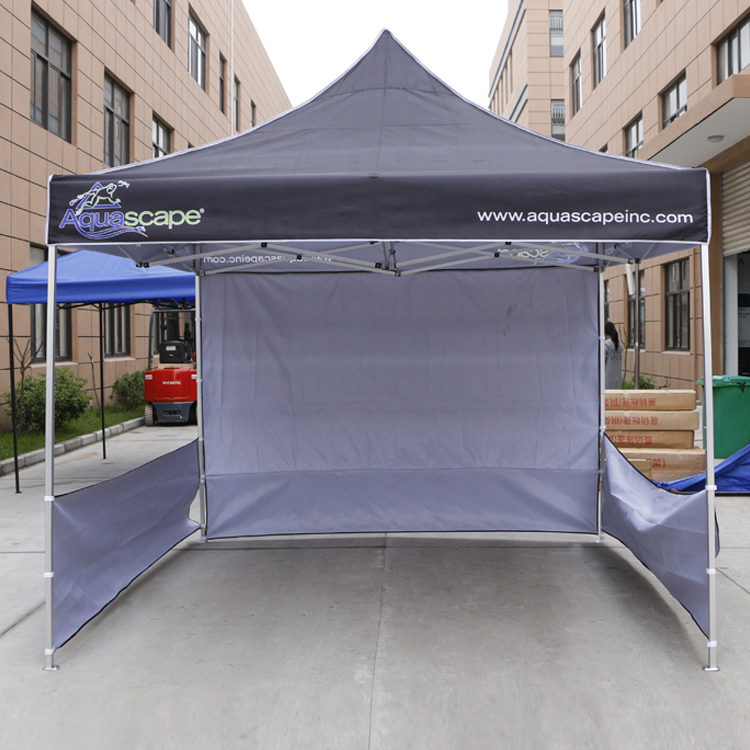 Factory 3x3m Aluminum folding tent, gazebo, pop/easy up tent, canopy, marquee