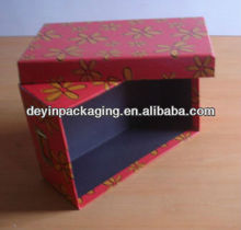 colorful packaging box for gift jewelry