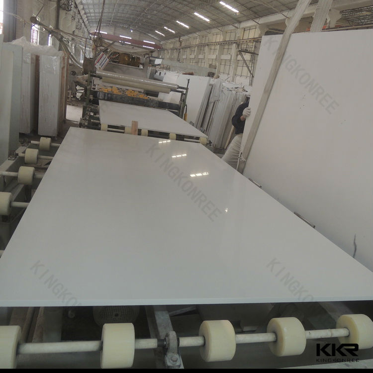 High hardness fireproof white Quartz Stone slab ,absolute white Quartz landscaping Stone,Quartz compact Stone