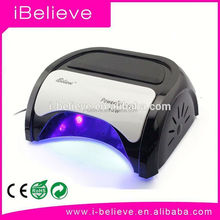 2015 New Arrival Professional Powerful 45w led uv nail lamp uv light for drying uv glue loca