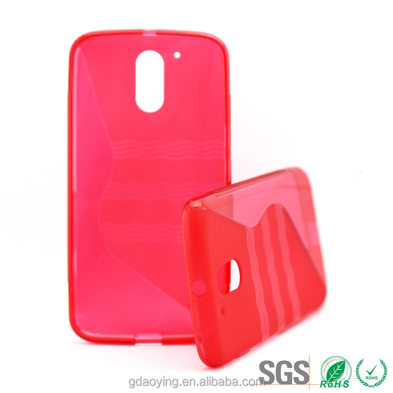 soft s line case cover for general mobile moto G4 plus/G4/xt1643