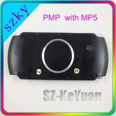 Popular Mp5 TV out Player PMP game player.