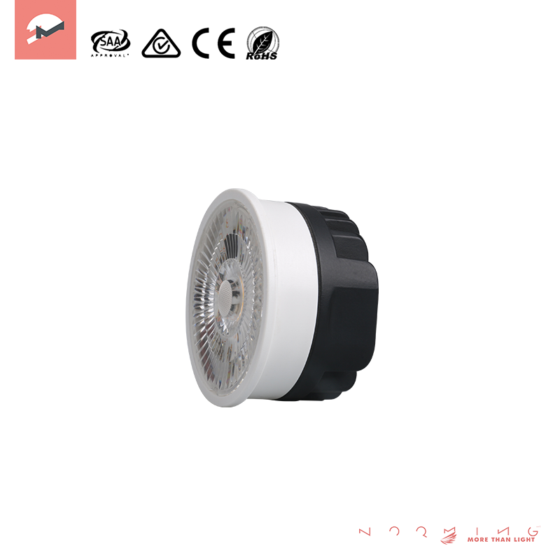 NO Installation space limited dimmable 6w cob downlight led retrofit MR16