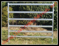 Portable Galvanized&Powder Coated Heavy Duty Used Corral Panels.iso 9001 factory