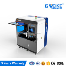 High precision 1000W fiber laser cutting machine/mini cnc laser cutter price