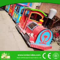 amusement park train for sale outdoor playground rides mini train for sale