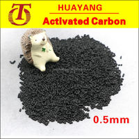 1.5mm,4.0mm,5.0mm,6.0mm coal based columnar activated carbon at low price per ton