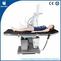 BT-RA005 With embedded operators Electric-hydraulic operating table