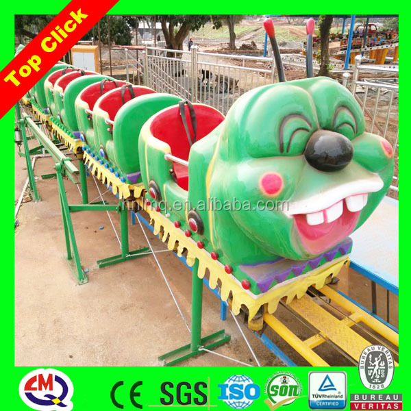 2017 new Amusement park trains for sale small Roller Coaster