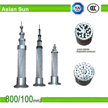 6/1 Stranded 63Mm2 100Mm2 Price For 70Mm Square Alluminium Cable