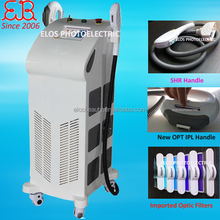 2015 BEST OPT IPL SHR/ vertical shr machine/ shr fast hair removal