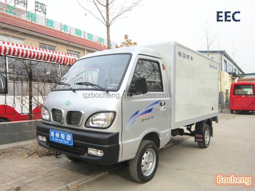 72 V EEC certificate chinese electric Van