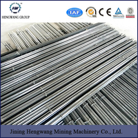 China Integral Drilling Rod For Jack Hammer