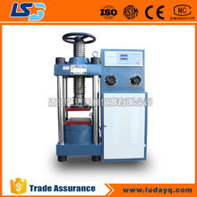 Luda brand digital compression testing machine